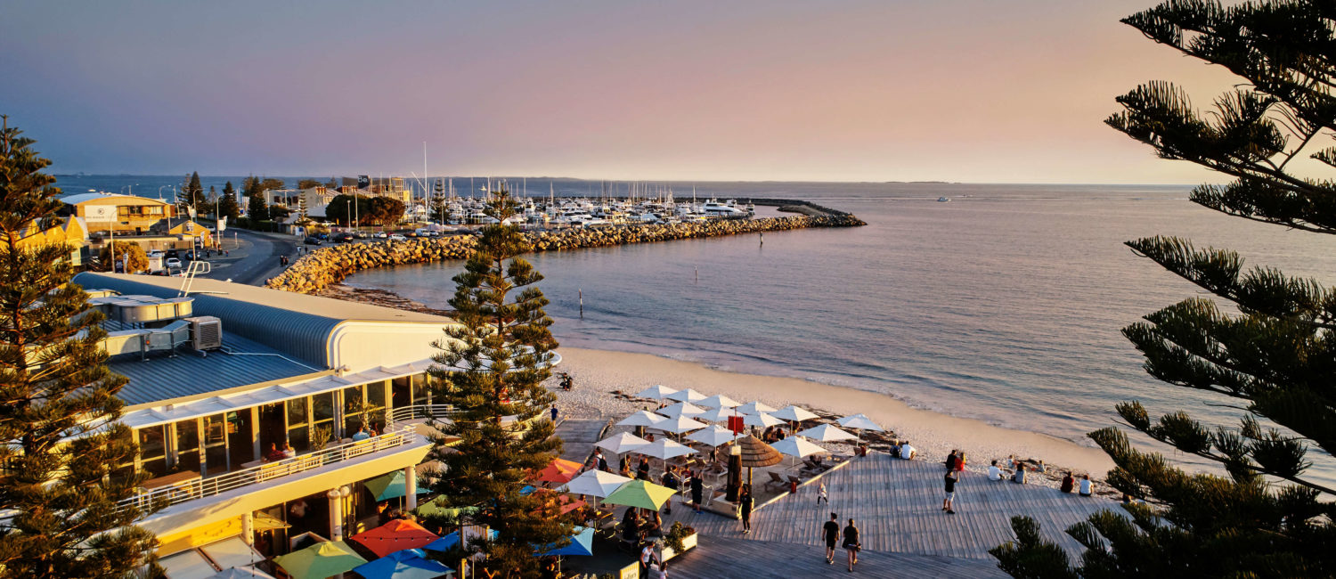 Bathers Beach water credit Tourism Western Australia | Pacific Hotels