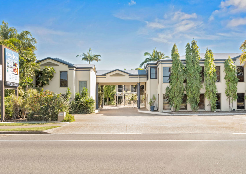 Accommodation in Mackay
