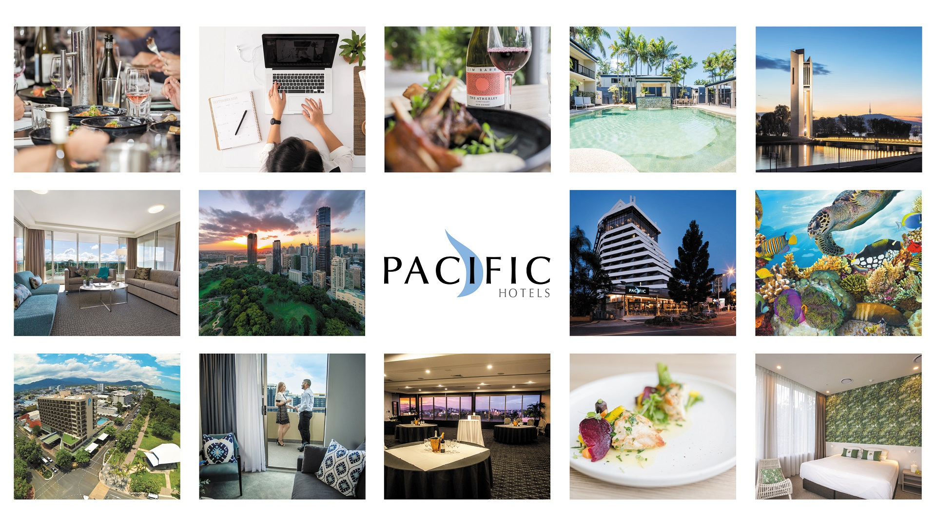 Pacific Hotels Australia